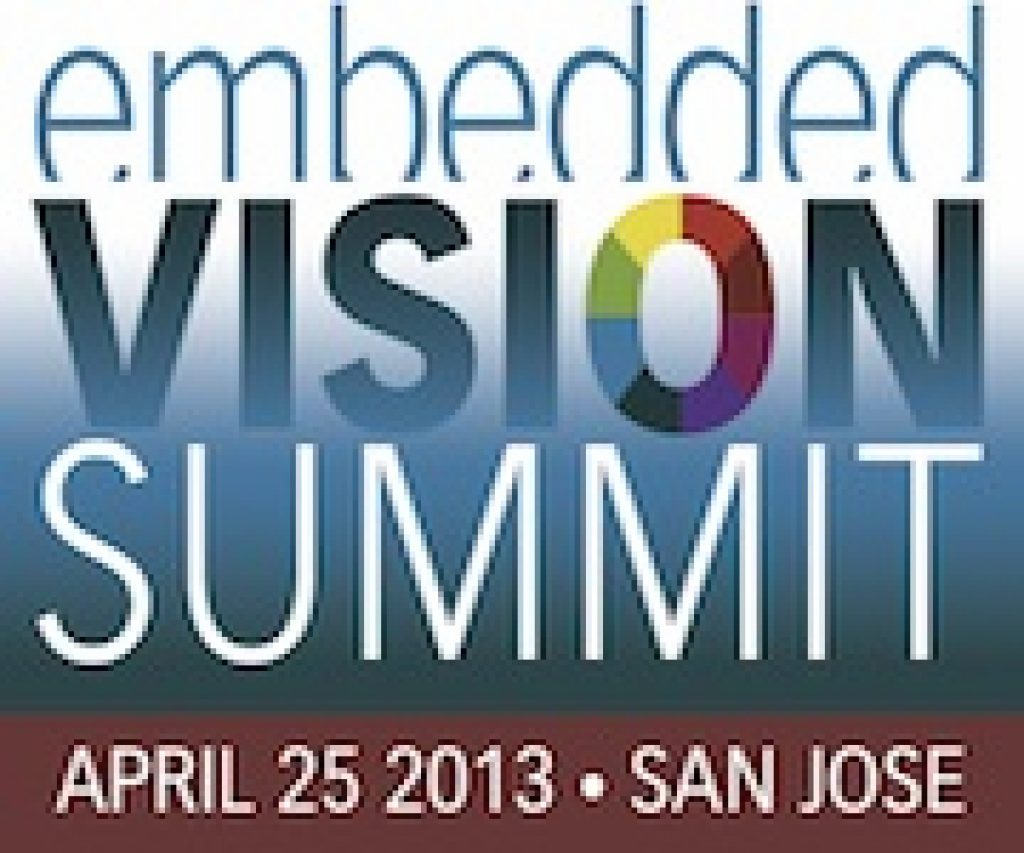 EmbeddedVisionSummitSanJose2013