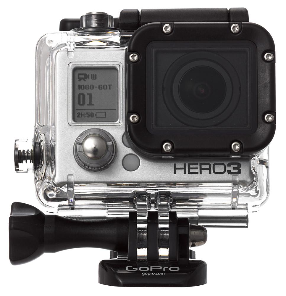 GoPro POV camera