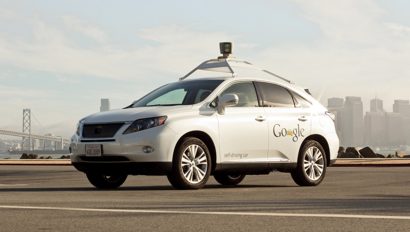 Fully Autonomous Google Car