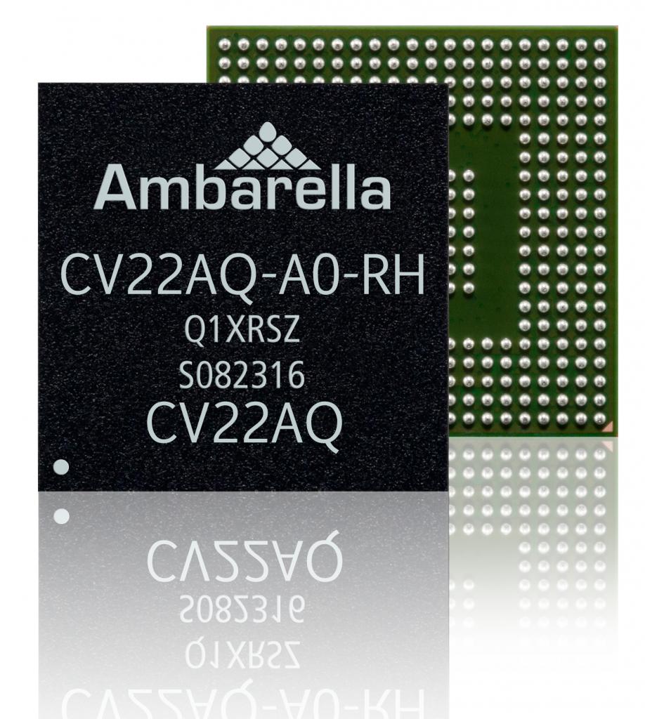 CV22AQ Chip Photo