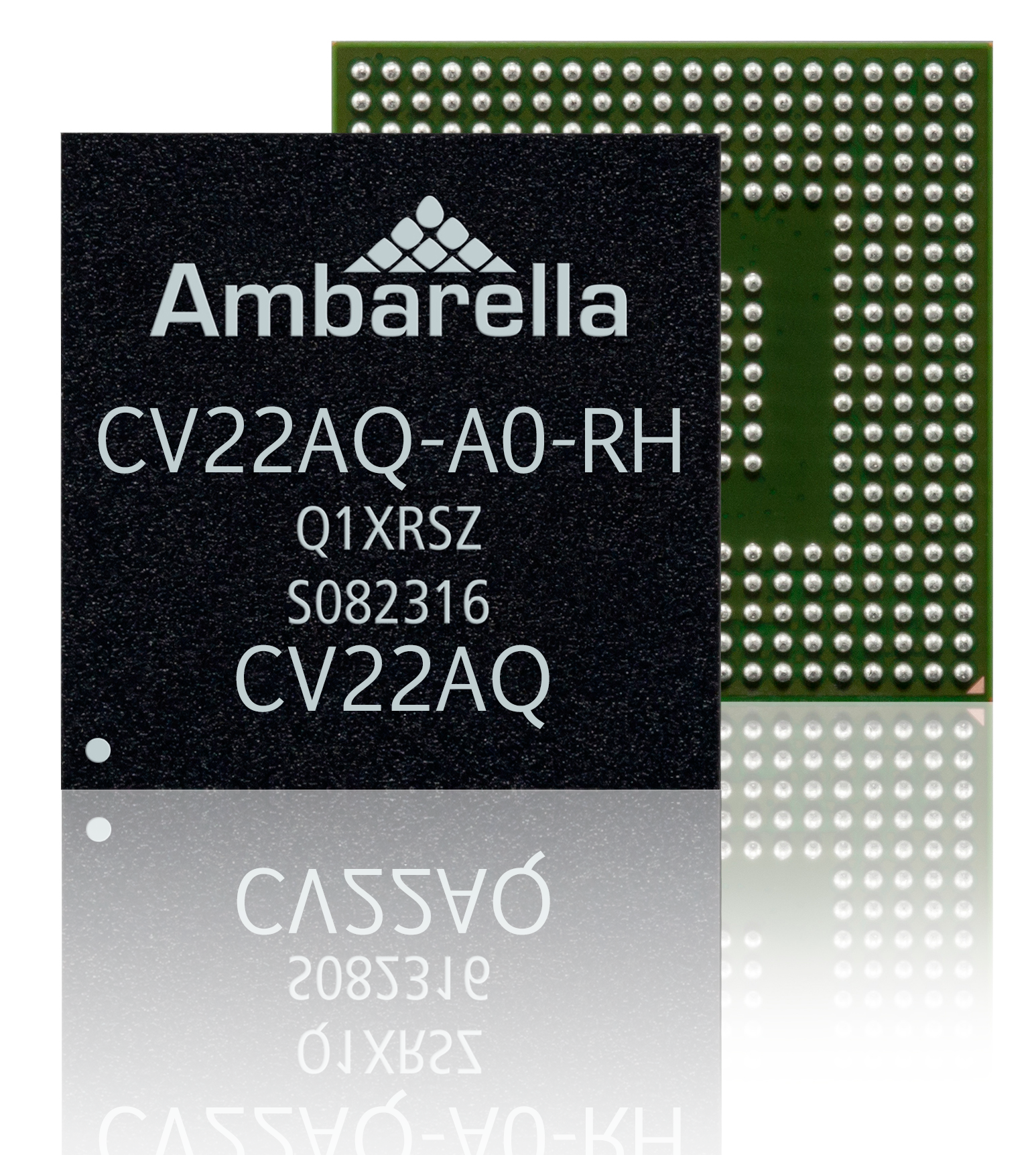 CV22AQ Chip Photo