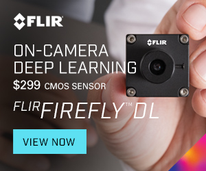 FLIR Firefly DL Inference Camera