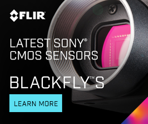FLIR Blackfly S Machine Vision Camera
