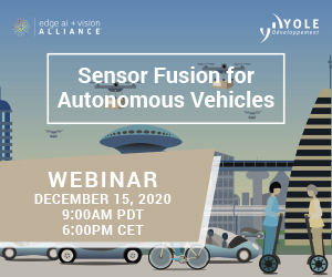 Sensor Fusion for Autonomous Vehicles