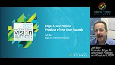 2021 Edge AI and Vision Product of the Year Awards