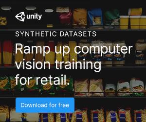 Unity Computer Vision