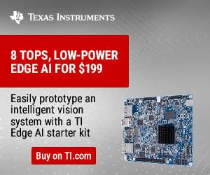 Texas Instruments Edge Developer Kit